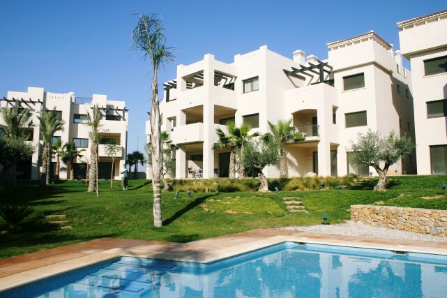 Roda Golf Apartment